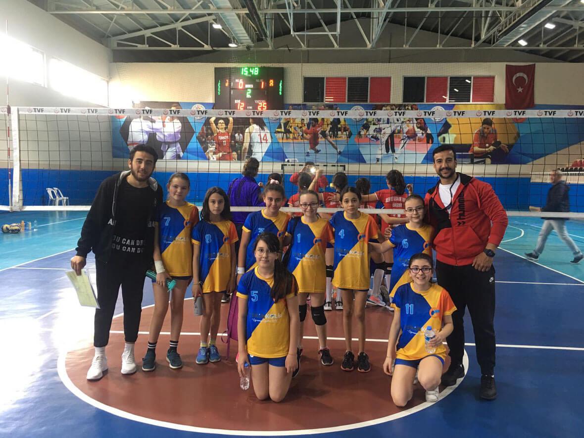 Etkin Kolej | Voleybol Maçı Kızlar