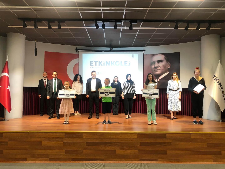 Etkin Kolej | Etkin Resim Yarışması Ödül Töreni