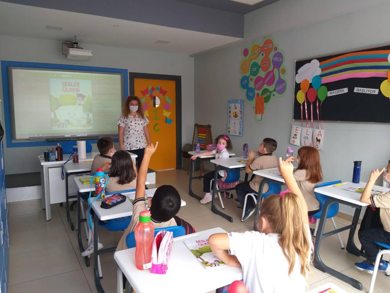 Etkin Kolej | PANDEMİ KURALLARINI ÖĞRENİYORUM!