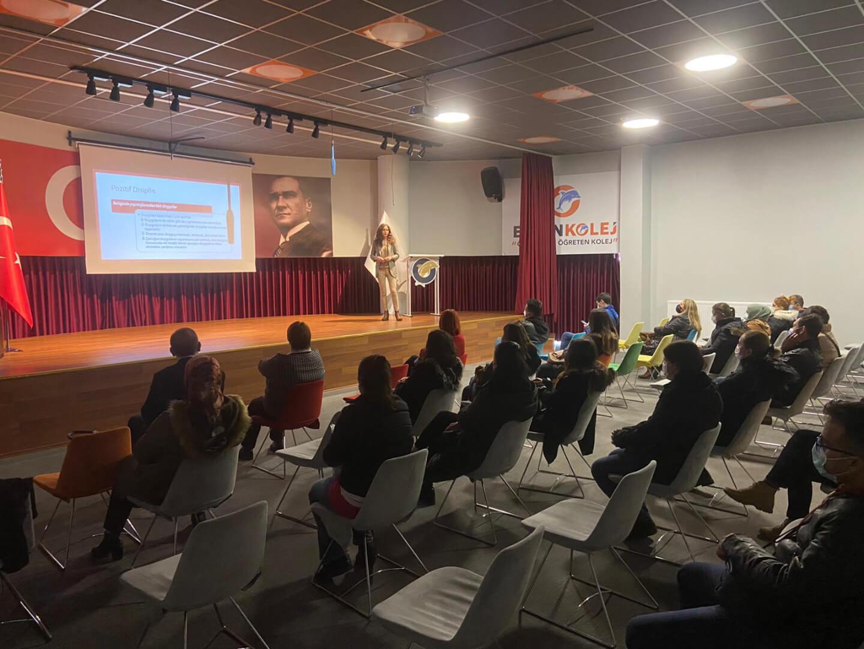 Etkin Kolej | Veli Toplantısı